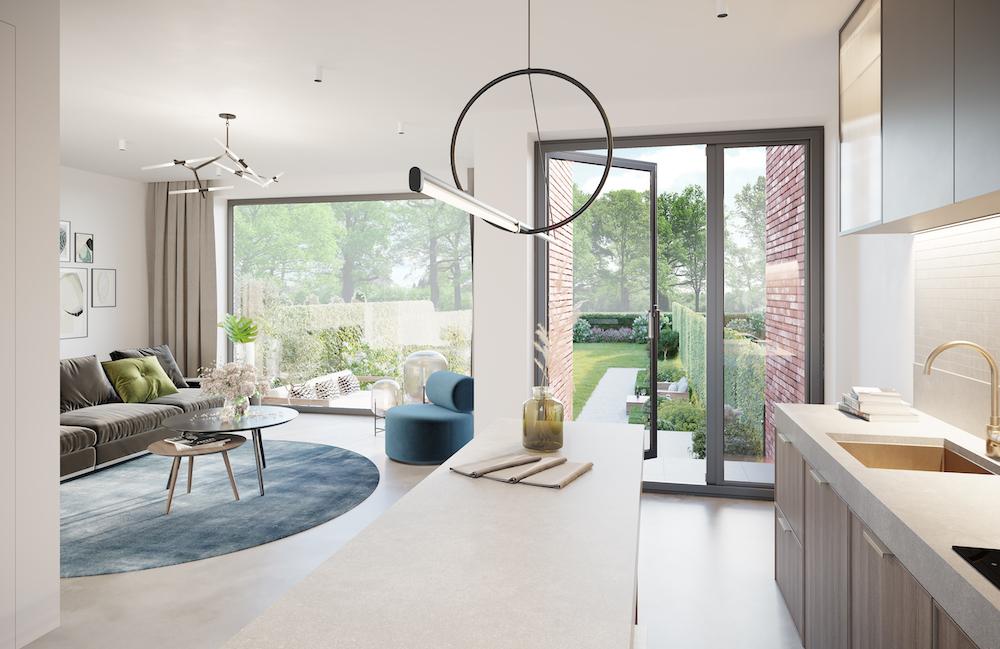 Villa Van Park - Duurzamele woningen te koop in hartje Heverlee